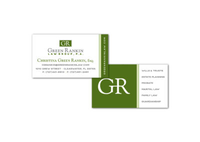 Identity-GreenRankin